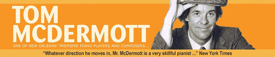 Tom McDermott Music